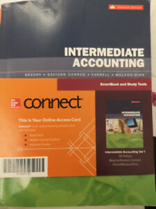 Intermediate Accounting Vol 1. BEECHY-Online Access Code. answer