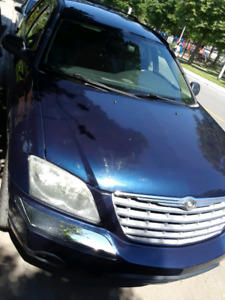Clean Chrysler Pacifica for sale