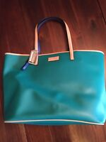 AUTHENTIC COACH LEATHER TOTE!!!