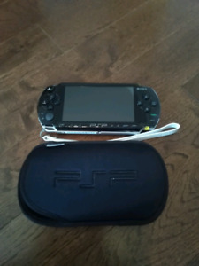 PSP - CASE - CHARGER