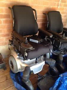 Electric Wheelchair, Power Plus Mobility - MINT CONDITION