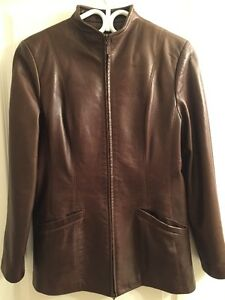 "GENUINE LEATHER - ""Danier"" Women's Leather Jacket for Sale"