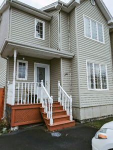 Beautiful Semi-Detached Moncton North