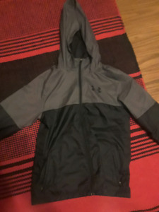 Veste under armour imperméable enfant