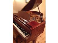 Bluthner grand piano, style 4, made in 1934 in Leipzig.