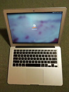 "Macbook Air 13"" 128gb SSD 2015 good cond. Always in case $750obo"