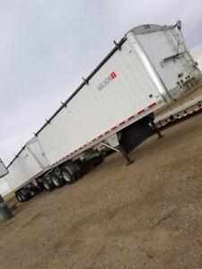 Wilson Super B Grain Trailers