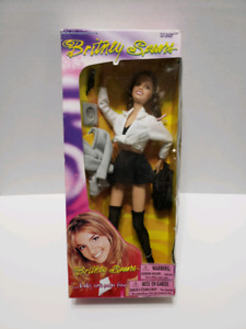 BRITNEY SPEARS BABY ONE MORE TIME COLLECTABLE DOLL