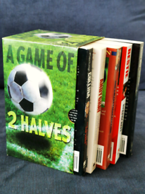 A Game of 2 Halves (Book set of 5)