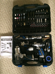 Mastercraft Air tools