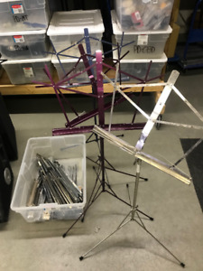 Wire Music Stands