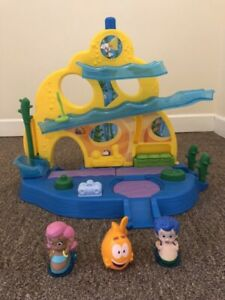 Fisher-Price Bubble Guppies Swim-sational School