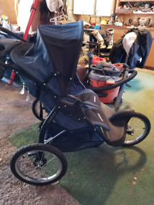 Baby Trend, Expedition dual seat jogging stroller