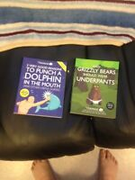2 'the oatmeal' books by Matthew Inman for sale
