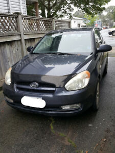 2007 Hyundai Accent, Low Km, Summer & Winter Tires & Bluetooth