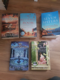 Lucinda Riley Books storm seven sister butterfly room
