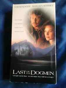 Last of the Dogmen VHS Movie