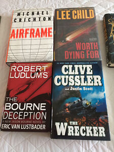 Bestsellers - hard cover books West Island Greater Montréal image 1