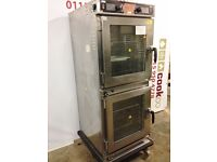 Moduline Double Stack Cook and Hold oven