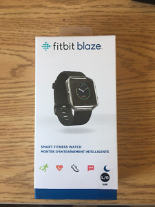 fitbit blaze smart fitness watch - Large