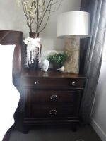 POTTERY BARN NIGHT TABLE/SIDE TABLE - MOVING SALE!!!