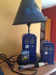Doctor Who various like new
