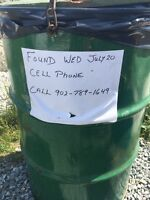 Found cell phone crystal crescent beach July 20th