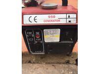 Generator brand-new