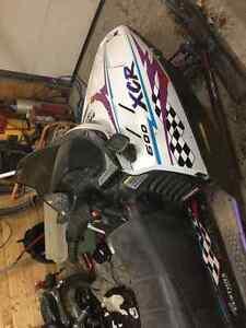 Good running 600 XCR in Midale Regina Regina Area image 4