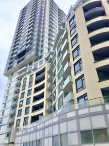 1 bedroom BRAND NEW High Rise condo FOR RENT available June 2018