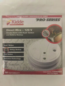 New Kidde Smoke Detectors starting at only $10 compare at $24.95