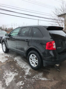 2012 Ford Edge -  Includes clean CARFAX and new parts - Low KMs!