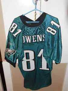 Brand New Terrell Owens Philadelphia Eagles Football Jersey