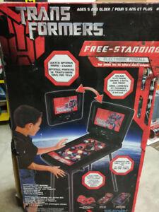 Transformers Electronic Pinball Machine