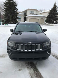 2014 Limited Jeep Compass Fully Loaded+ extended warranty