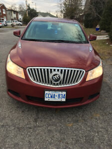 CHEAP 2010 Buick LaCrosse Sedan with SAFETY!!