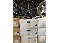 4 18 Alloys alloy wheels Rims tyres 5x120 BMW 1 2 3 4 z3 Z4 Vauxhall insignia