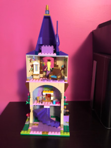 Lego raiponce princesse Disney