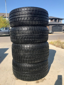BMW X5/ X6 Toyo Winter Tires, Low KM