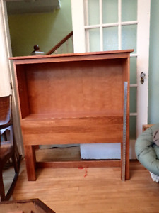 Single Bed Bookcase Headboard