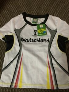 World Cup Germany soccer jersey