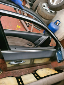 Front o/s door for 5 series e60 bmw
