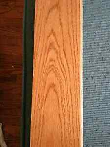 New price 3 boxes paramount hardwood oak flooring