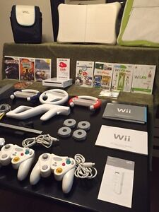 Wii Console & Balance Board, Accessories, Games, Bags London Ontario image 3