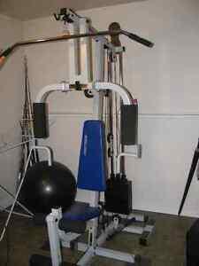Proteus Home Gym