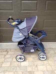 Graco baby stroller with tracker & temperature control West Island Greater Montréal image 2