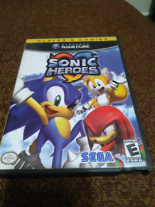 Sonic heros