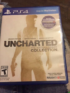 Uncharted: The Nathan Drake Collection (Sony PlayStation 4)