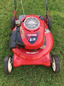 Briggs & Stratton 6.75 MRS Lawn Mower