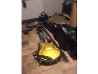 Epiphone EB and Jack Cassidy Bass Guitars